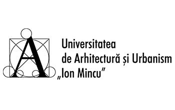 Logo Universitatea de Arhitectura si Urbanism Ion Mincu Bucuresti